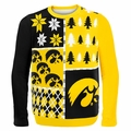 Iowa Ugly College Sweater BusyBlock