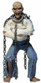 Iron Maiden Piece of Mind Clothed Retro Style Action Figure NECA