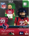 J.J. Watt (Houston Texans) NFL OYO G2 Sportstoys Minifigures