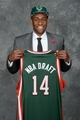 Jabari Parker (Milwaukee Bucks) 2014 NBA Draft Bobble Head Forever