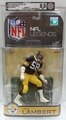 Jack Lambert (Pittsburgh Steelers) NFL Legends 4 McFarlane AFA Graded 9.5