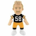 "Jack Lambert (Pittsburgh Steelers) 10"" NFL Player Plush Bleacher Creatures"
