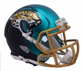 Jacksonville Jaguars Riddell Blaze Alternate Speed Mini Helmet