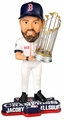 Jacoby Ellsbury (Boston Red Sox) 2013 World Series Champ Trophy Bobble Head Forever