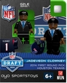 Jadeveon Clowney (Houston Texans) Draft Day NFL OYO Sportstoys Minifigures