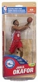 Jahlil Okafor (Philadelphia 76ers) NBA 28 McFarlane Collector Level Premier CHASE #/250