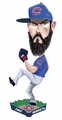 Jake Arrieta (Chicago Cubs) 2017 MLB Caricature Bobble Head by Forever Collectibles