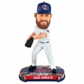 Jake Arrieta (Chicago Cubs) 2017 MLB Headline Bobble Head by Forever Collectibles