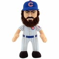"Jake Arrieta (Chicago Cubs) (Pinstripes) 10"" MLB Player Plush Bleacher Creatures"