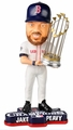 Jake Peavy (Boston Red Sox) 2013 World Series Champ Trophy Bobble Head Forever
