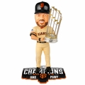 Jake Peavy (San Francisco Giants) 2014 World Series Champs Trophy Bobble Head Forever