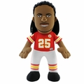 "Jamal Charles (Kansas City Chiefs) 10"" Player Plush Bleacher Creatures"