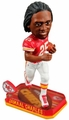 Jamal Charles (Kansas City Chiefs) Forever Collectibles 2014 NFL Springy Logo Base Bobblehead