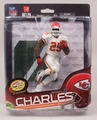 Jamal Charles (Kansas City Chiefs) NFL 34 McFarlane Collector Level Gold CHASE #/500