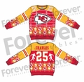 Jamal Charles (Kansas City Chiefs) NFL Ugly Player Sweater