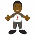 "Jameis Winston (Tampa Bay Buccaneers) 10"" NFL Player Plush Bleacher Creatures"