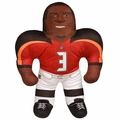 "Jameis Winston (Tampa Bay Buccaneers) 24"" NFL Plush Studds by Forever Collectibles"