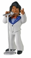 "James Brown (The Simpsons 25th Anniversary) 5"" Action Figure Series 1 NECA"