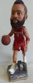 James Harden (Houston Rockets) 2015 Springy Logo Action Bobble Head Forever Collectibles