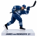 "James Van Riemsdyk (Toronto Maple Leafs) 2015-16 NHL 6"" Figure Imports Dragon Wave 4"