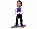 James Worthy (Los Angeles Lakers) NBA 50 Greatest Players Bobble Head Forever