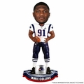 Jamie Collins (New England Patriots) Super Bowl XLIX Champ NFL Bobble Head Forever Collectibles