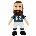 "Jason Kelce (Philadelphia Eagles) 10"" NFL Player Plush Bleacher Creatures"