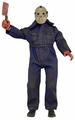 Jason (Roy) Friday The 13th Part 5 Clothed Retro Style Action Figure NECA