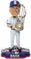 Javier B�ez(Chicago Cubs) 2016 World Series Champions Bobble Head by Forever Collectibles