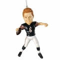 Jay Cutler (Chicago Bears) Forever Collectibles NFL Player Ornament