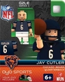 Jay Cutler (Chicago Bears) NFL OYO G2 Sportstoys Minifigures