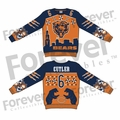 Jay Cutler (Chicago Bears) NFL Ugly Player Sweater