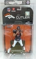 Jay Cutler (Denver Broncos) White Pants Variant NFL Series 19 McFarlane AFA Graded 8.5