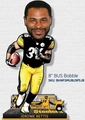 """Jerome Bettis (Pittsburgh Steelers) 2015 """"The Bus"""" Forever Collectibles Bobble Head"""