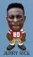 "Jerry Rice (San Francisco 49ers) NFL 5"" Flathlete Figurine"