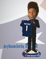 Jerry Ricecake (Houston Texans) 2014 NFL Draft Day Bobble Head Forever