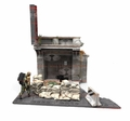 Jersey Barriers and Sand Bags (The Walking Dead TV) McFarlane Construction Set