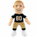 "Jimmy Graham (New Orleans Saints) 10"" Player Plush Bleacher Creatures"