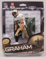 Jimmy Graham (New Orleans Saints) NFL 34 McFarlane Collector Level Silver CHASE #/1000