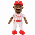 "Jimmy Rollins (Philadelphia Phillies) 10"" MLB Player Plush Bleacher Creatures"