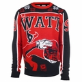 JJ Watt #99 (Houston Texans) NFL Player Ugly Sweater