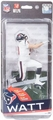 JJ Watt (Houston Texans) NFL 36 McFarlane Collector Level Silver CHASE #/1000