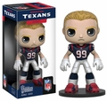 JJ Watt (Houston Texans) NFL Funko Wacky Wobbler