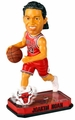 Joakim Noah (Chicago Bulls) Forever Collectibles 2014 NBA Springy Logo Base Bobblehead