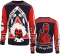 Jobu/Pedro Cerrano (Major League) Ugly Sweater by Forever Collectibles