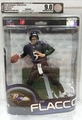 Joe Flacco (Baltimore Ravens) NFL Series 33 McFarlane AFA GRADED 9.0