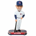 Joe Maddon (Chicago Cubs) 2017 MLB Headline Bobble Head by Forever Collectibles