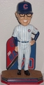 Joe Maddon (Chicago Cubs) 2016 MLB Name and Number Bobble Head Forever Collectibles