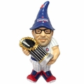 Joe Maddon (Chicago Cubs) 2016 World Series Champions Gnome