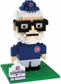 Joe Maddon (Chicago Cubs) MLB World Series 3D Player BRXLZ Puzzle